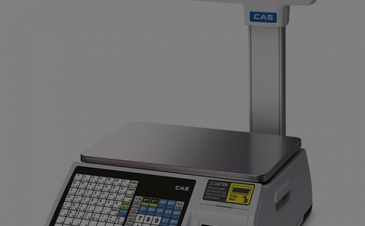 CAS CL-5200 Barkodlu Terazi